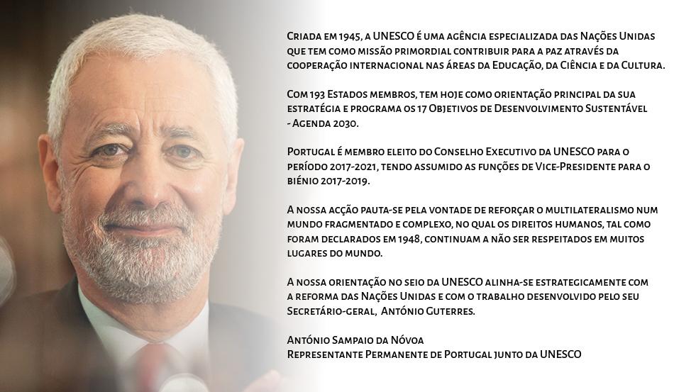 Delegação Permanente de Portugal junto da UNESCO